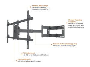 Multibrackets_M_Universal_Long_Reach_Arm_9
